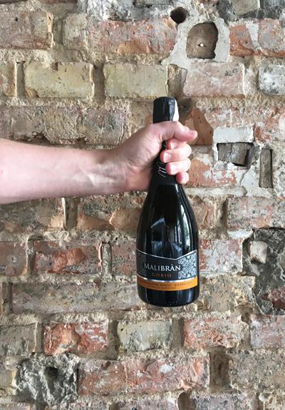 Wino Malibràn Prosecco Gorio Extra Dry