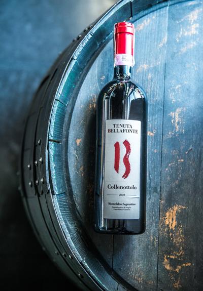 Wino Tenuta Bellafonte Collenottolo 2012