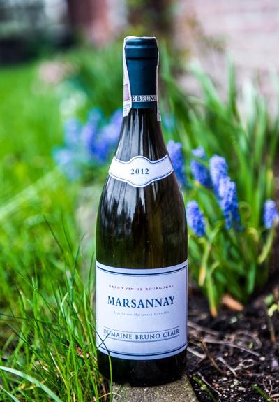 Wino Domaine Bruno Clair Marsannay Blanc 2013
