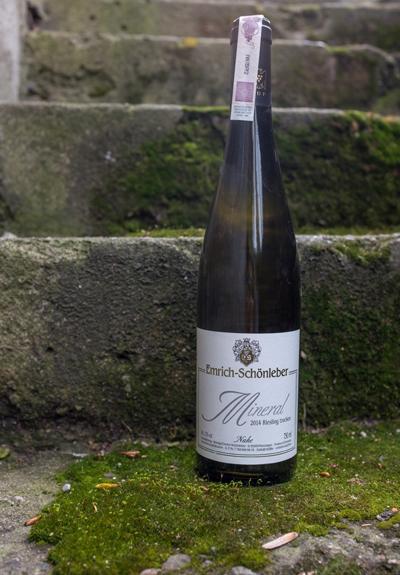 Wino Weingut Emrich-Schönleber Riesling 2017