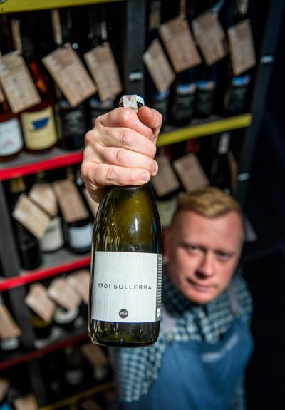 Wino 1701 Franciacorta Sullerba Non Dosato