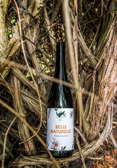 Wino Weingut Jurtschitsch Belle Naturelle 2018