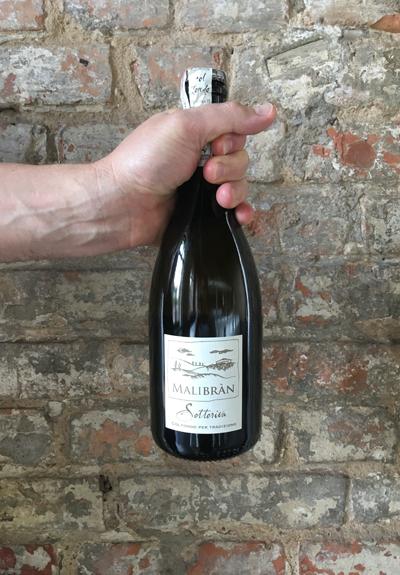 Wino Malibràn Sottoriva Vino Frizzante Col Fondo Per Tradizione