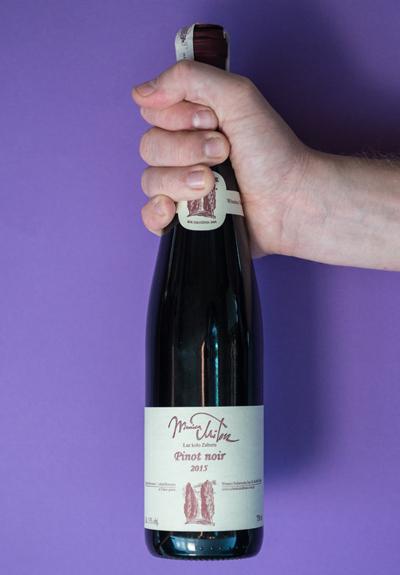 Wino Winnica Miłosz Pinot Noir 2017