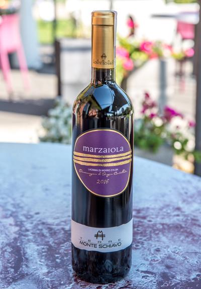 Wino Monte Schiavo Marzaiola 2017