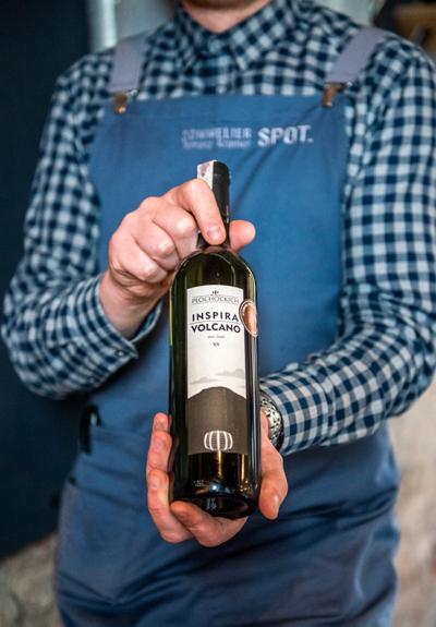 Wino Winnica Płochockich Inspira Volcano 2015