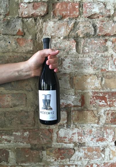 Wino Winnica Solaris Mickiewicz Furore 2016