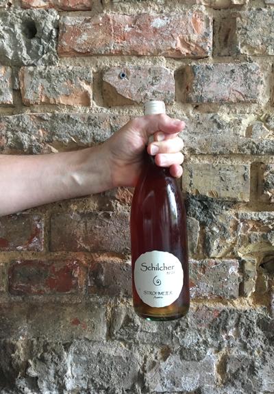Wino Weingut Strohmeier Schilcher Frizante