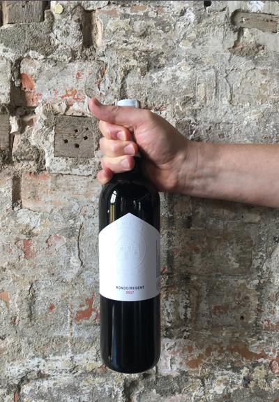 Wino Winnica Turnau Rondo Regent 2016