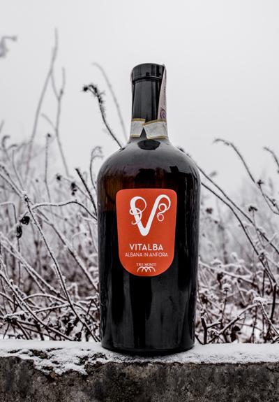 Wino Tre Monti Vitalba Albana Secco 2015