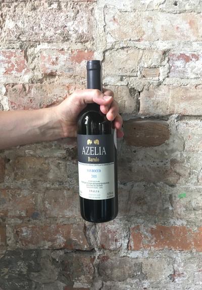 Wino Azelia San Rocco Barolo 2005
