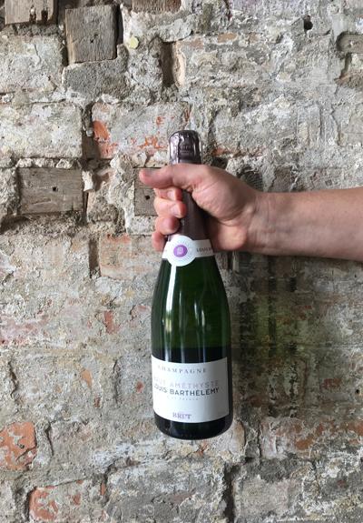 Wino Louis Barthélémy Améthyste Brut NV