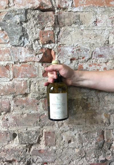 Wino Domaine Baud Vin Jaune 2009
