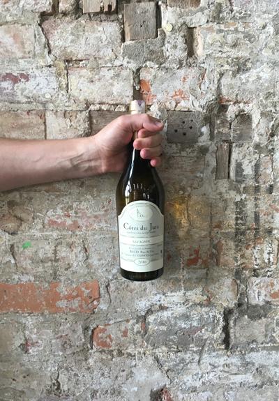 Wino Domaine Baud Savagnin 2010