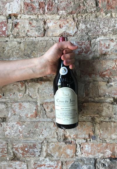 Wino Domaine Baud Trousseau 2014