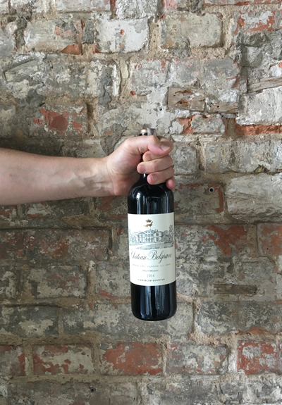 Wino Château Belgrave 5e Cru Classé 2014