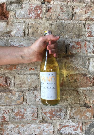Wino Cascina degli Ulivi Semplicemente Bianco 2017