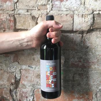 Wino Dom Bliskowice 5' 2016 Carbon