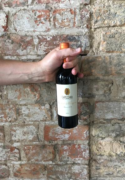 Wino Capezzana Vin Santo di Carmignano Riserva 2008