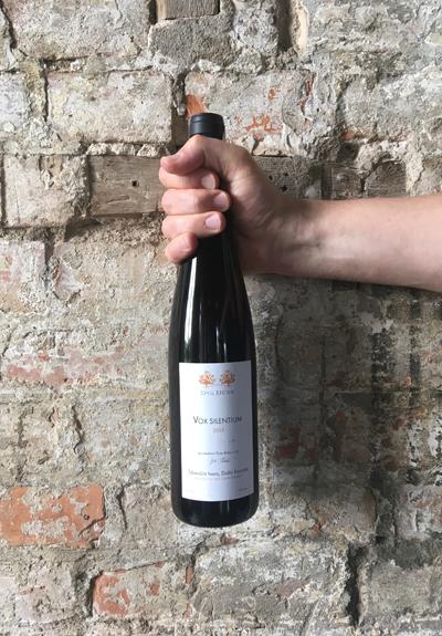 Wino Dva Duby Vox Silentium 2015