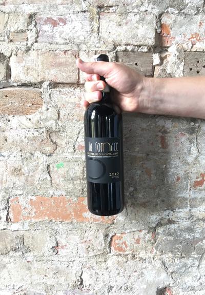 Wino Azienda Agricola La Fornace Brunello di Montalcino 2010