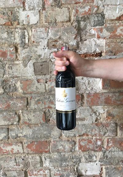 Wino Château Giscours 3e Cru Classé 2015