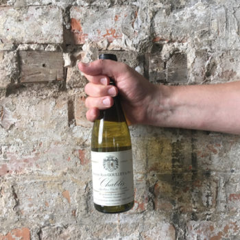 Wino Domaine Jean Goulley & Fils Chablis 2016