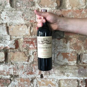 Wino Château Grand Mayne Grand Cru Classé 2015