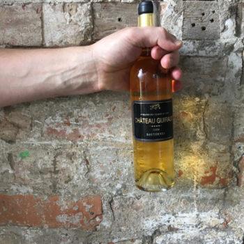 Wino Château Guiraud 1er Grand Cru Classé Sauternes 2009