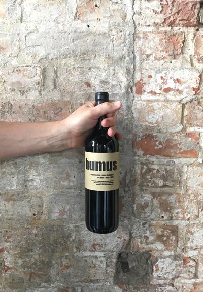 Wino Encosta da Quinta Humus 2013