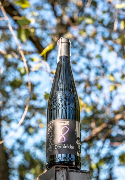 Wino Winnica Jakubów Dornfelder 2016