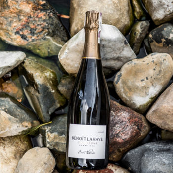 Wino Benoit Lahaye Champagne Grand Cru Brut Nature NV