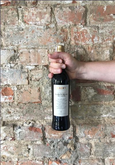 Wino Maset del Lleo Pedro Ximénez NR
