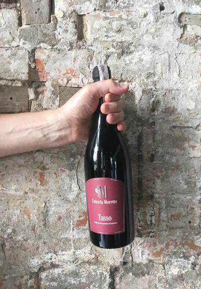 Wino Fattoria Moretto Lambrusco di Grasparossa di Castelvetro Tasso