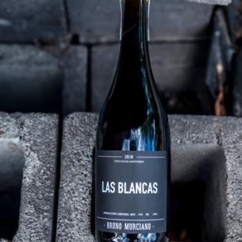Wino Bruno Murciano Las Blancas 2017
