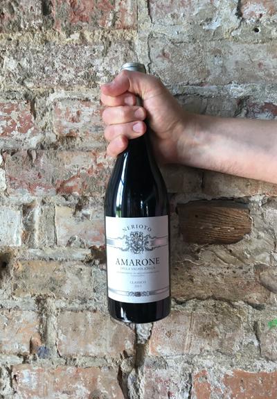Wino Nerioto Amarone della Valpolicella Classico 2013