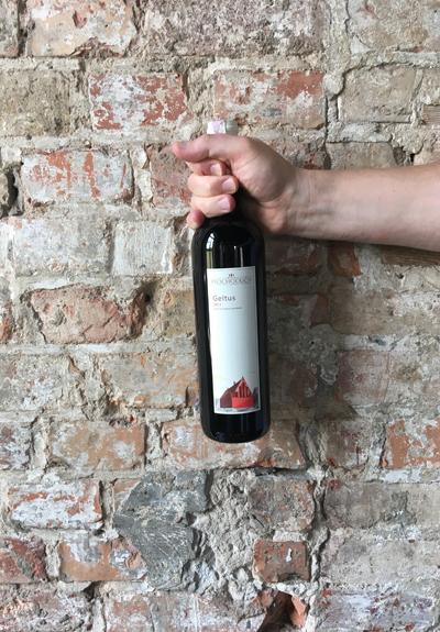 Wino Winnica Płochockich Geltus 2017