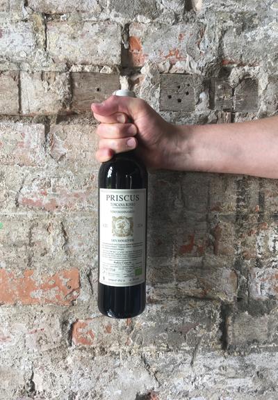 Wino Podere Casaccia Priscus 2015