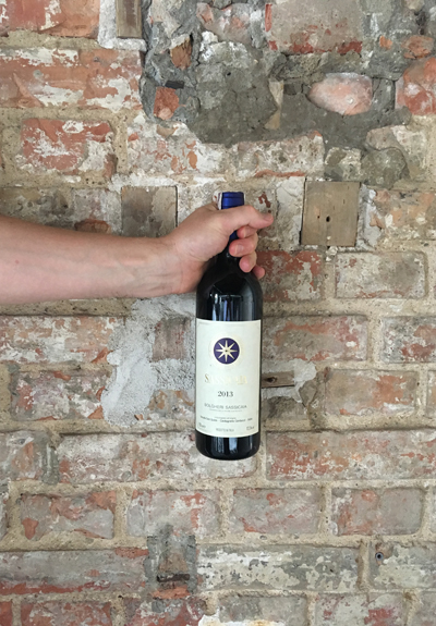 Wino Tenuta San Guido Sassicaia Bolgheri 2013