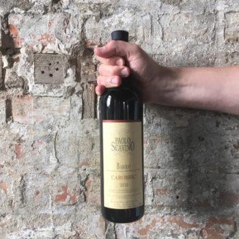 Wino Paolo Scavino Barolo Carobric 2014