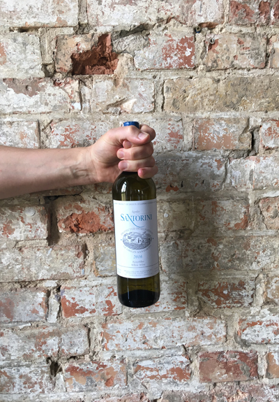 Wino Domaine Sigalas Assyrtiko 2016