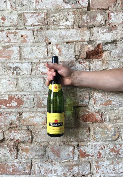 Wino Maison Trimbach Gewürztraminer 2016