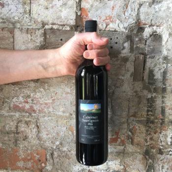 Wino Winnice Wzgórz Trzebnickich Cabernet Sauvignon 2016