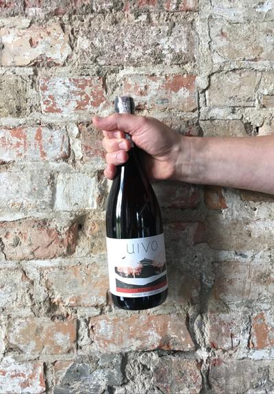Wino Folias de Baco Uivo Renegado Vinhas Velhas 2016