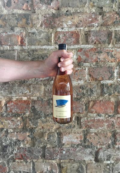 Wino Weingut Ziereisen Schmätterling Rosé 2016