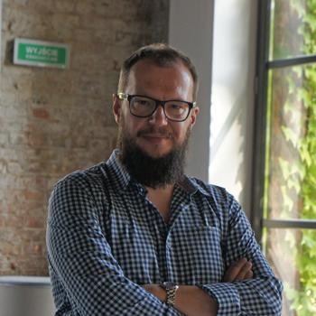 Maciej Nowicki w SPOT.
