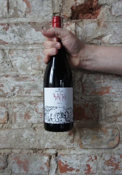 Wino Dominio de Tares Baltos 2016