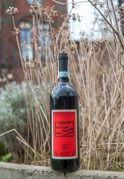 Wino Ar.Pe.Pe. Rosso di Valtelina 2015