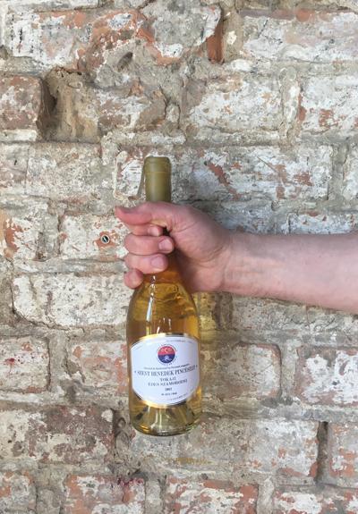 Wino Szent Benedek Pincészet Tokaji Édes Szamorodni 2012