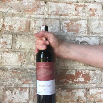 Wino Saint Vincent Pinot Noir 2018